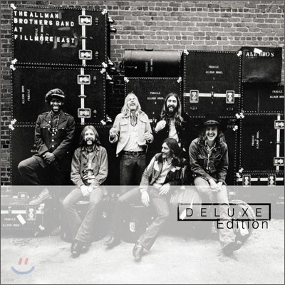 Allman Brothers Band - At Fillmore East (Deluxe Edition)