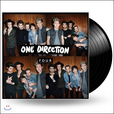 One Direction (원 디렉션) - Four [2LP]