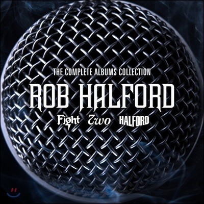 Rob Halford (롭 핼포드) - The Complete Albums Collection