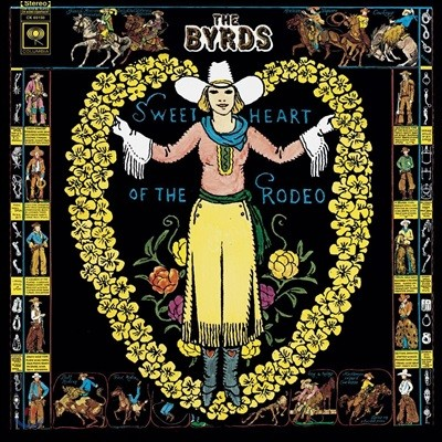 The Byrds (더 버즈) - Sweetheart Of The Rodeo [2LP]
