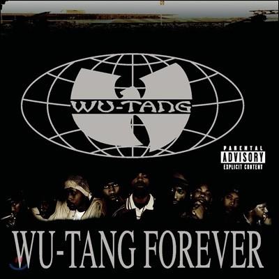 Wu-Tang Clan (우탱 클랜) - Wu-Tang Forever (Explicit) [4 LP]