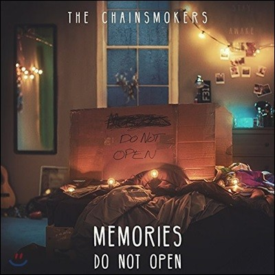 The Chainsmokers - Memories... Do Not Open 체인스모커스 정규 1집 (Explicit) [골드 컬러 LP]