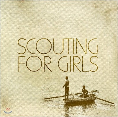 Scouting For Girls (스카우팅 포 걸즈) - Scouting For Girls [10th Anniversary LP]