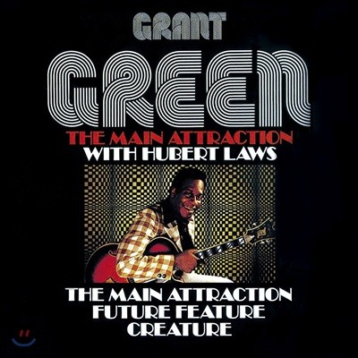 Grant Green (그랜트 그린) - Main Attraction