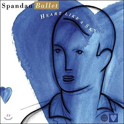 Spandau Ballet (스펜다우 발레)  - Heart Like A Sky