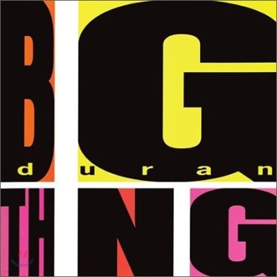 Duran Duran - Big Thing (Collector's Edition)
