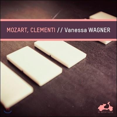 Vanessa Wagner 바네사 바그너가 연주하는 모차르트 / 클레멘티: 피아노 소나타 (Mozart / Clementi: Piano Sonatas, Fantasie)