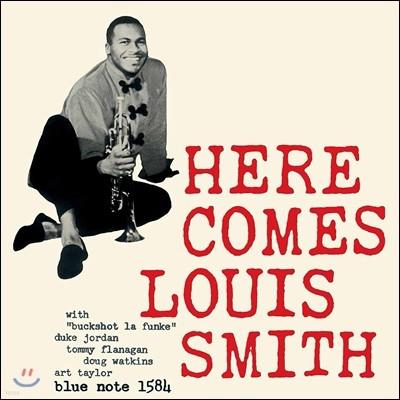 Louis Smith (루이스 스미스) - Here Comes Louise Smith [LP]
