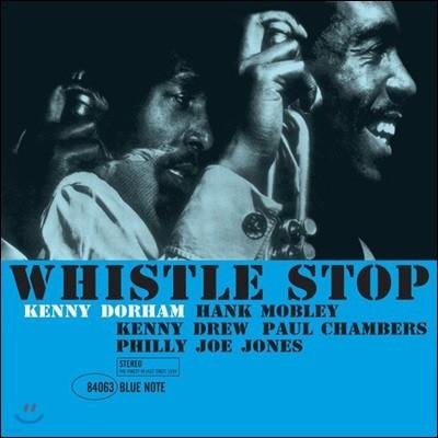 Kenny Dorham (케니 도햄) - Whistle Stop [LP]