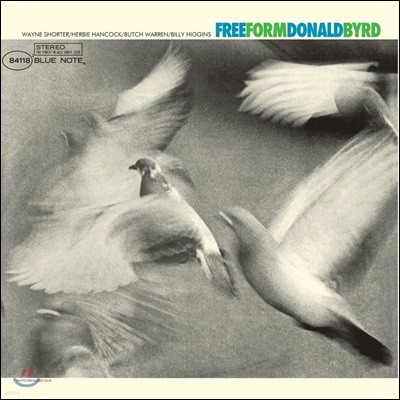 Donald Byrd (도날드 버드) - Free Form [LP]