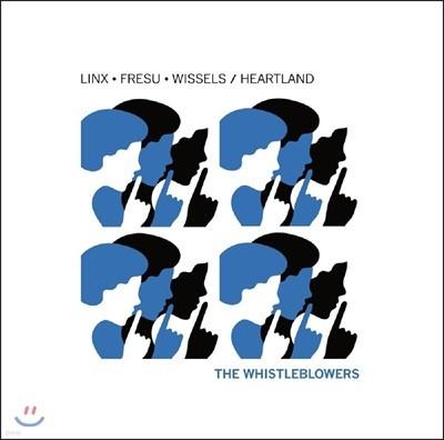 David Linx / Paolo Fresu / Diederik Wissels - The Whistleblowers (데이빗 링스, 파올로 프레수, 디데릭 비셀 - 내부고발자들)
