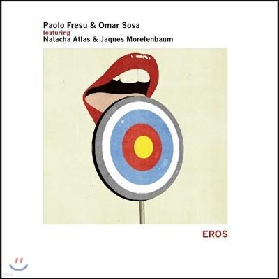 Paolo Fresu / Omar Sosa (파올로 프레수, 오마르 소사) - Eros