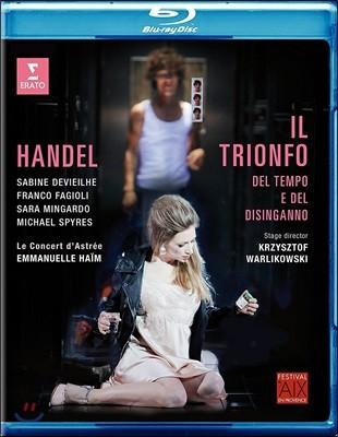 Sabine Devieilhe / Franco Fagioli 헨델: 오라토리오 '시간과 진실의 승리' - 사빈 드비엘, 프랑코 파지올리, 엠마뉘엘 아임 (Handel: Il Trionfo del Tempo e del Disinganno)