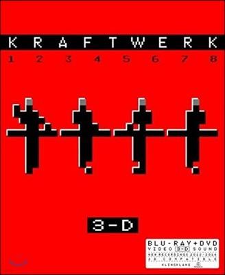 Kraftwerk (크라프트베르크) - 3-D The Catalogue (3-D 멀티미디어 아트 퍼포먼스)