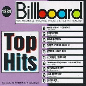 Billboard Top Hits: 1984 (수입)