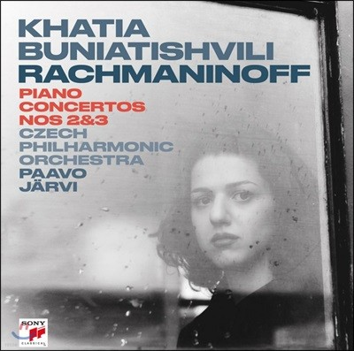 Khatia Buniatishvili 라흐마니노프: 피아노 협주곡 2, 3번 - 카티아 부니아티쉬빌리 [2LP]