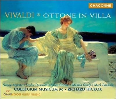 Richard Hickox / Collegium Musicum 90 비발디: 오페라 '오토네 인 빌라' - 콜레기움 무지쿰 90, 리차드 히콕스 (Vivaldi: Ottone In Villa)