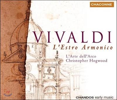 Christopher Hogwood 비발디: 조화의 영감 - 라르테 델라르코, 크리스토퍼 호그우드 (Vivaldi: L'Estro Armonico)