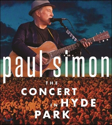 Paul Simon (폴 사이먼) - The Concert In Hyde Park (2012년 7월 15일 하이드 파크 라이브)