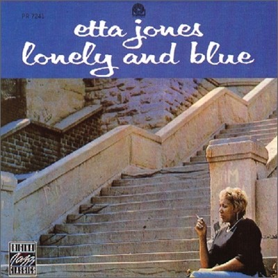 Etta Jones - Lonely And Blue