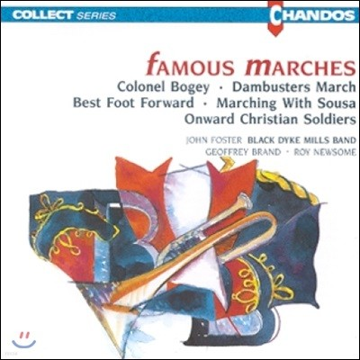 John Foster Black Dyke Mills Band 유명 행진곡 - 존 포스터 블랙 다크 밀즈 밴드 (Famous Marches - Colonel Bogey, Dambusters March, Marching with Sousa)