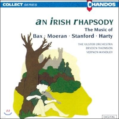 Vernon Handley 아일랜드 광시곡: 하티 / 스탠포드 / 백스 / 모런 - 울스터 오케스트라, 버논 핸들리 (An Irish Rapsody: The Music of Bax / Moeran / Harty / Stanford)