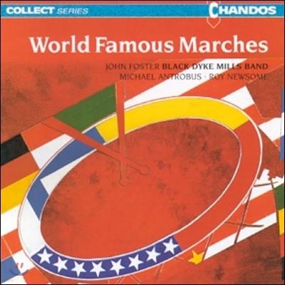 John Foster Black Dyke Mills Band 세계 유명 행진곡 모음 - 존 포스터 블랙 다크 밀즈 밴드 (World Famous Marches - The Cossack, Punchinello, Black Knight etc.)