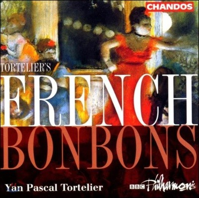 Yan Pascal Tortelier 프렌치 봉봉: 에롤 / 구노 / 아당 / 마스네 / 오펜바흐 - 얀 파스칼 토르틀리에 (Tortelier's French Bonbons - Herold / Gounod / Massenet / Adam / Offenbach)