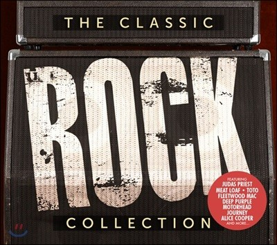 록 음악 모음집 (The Classic Rock Collection)