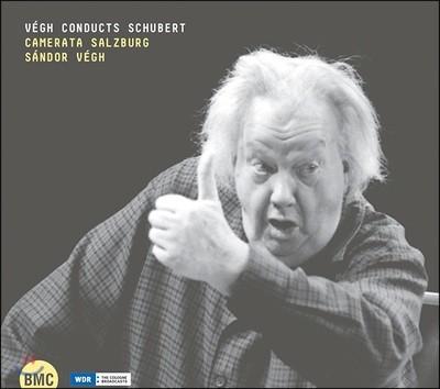 Sandor Vegh 슈베르트 : 교향곡 1-4번 - 카메라타 잘츠부르크, 샨도르 베그 (Vegh Conducts Schubert: Symphonies Nos.1-4)