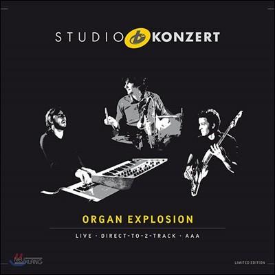 Organ Explosion - Studio Konzert 오르간 익스플로션 스튜디오 콘서트 [Limited Edition LP]
