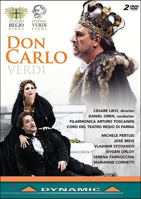 Daniel Oren / Jose Bros 베르디: 돈 카를로 - 호세 브로스, 아르투로 토스카니니 필하모닉, 다니엘 오렌 (Verdi: Don Carlo)