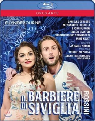 Enrique Mazzola / Danielle de Niese 로시니: 세비야의 이발사 - 다니엘레 드 니세, 런던 필하모닉, 엔리케 마촐라 (Rossini: Il Barbiere di Siviglia) [블루레이]