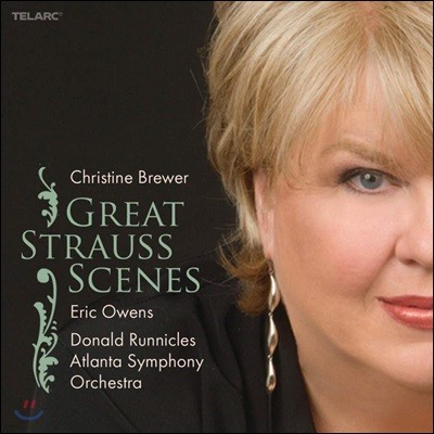 Christine Brewer 위대한 슈트라우스 장면들 (Great Strauss Scenes)