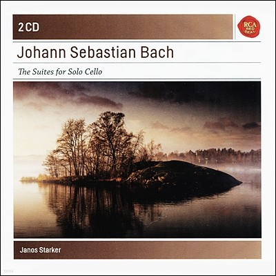 Janos Starker 바흐: 무반주 첼로 모음곡 (Bach: Suiutes for Solo Cello) 야노스 슈타커