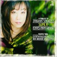 조수미 (Sumi Jo) - A Tribute To Johann Strauss - Echoes from Vienna (비엔나로부터의 메아리/미개봉/3984255002)