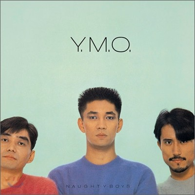 Yellow Magic Orchestra (Y.M.O.) - 浮氣なぼくら & インストゥルメンタル (Naughty Boys & Instrumental / 바람둥이 우리들 & 인스트루멘탈)