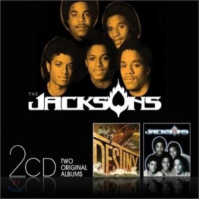 Jacksons - Destiny + Triumph