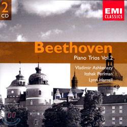 베토벤 : 피아노 삼중주 2집 Vol.2 - 아쉬케나지, 펄만, 하렐