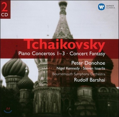 Peter Donohoe 차이코프스키: 피아노 협주곡 (Tchaikovsky: Piano Concerto Nos.1-3)
