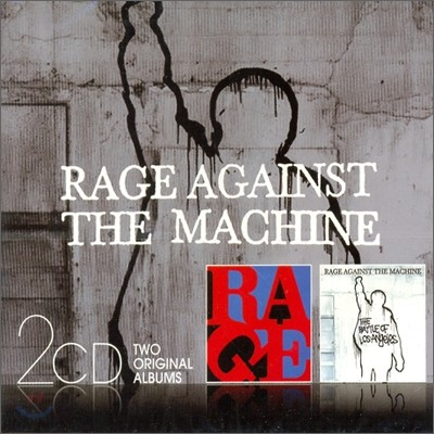 Rage Against The Machine - Battle Of Los Angeles + Renegades