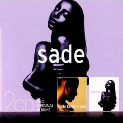Sade - Lovers Rock + Love Deluxe