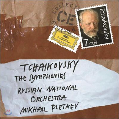 Mikhail Pletnev 차이코프스키: 교향곡 전집 (Tchaikovsky: The Symphonies)