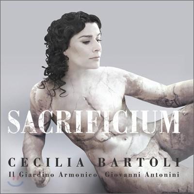 Sacrificium (희생) : 카스트라토의 예술 (일반판) - 체칠리아 바르톨리