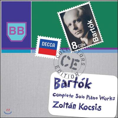 Zoltan Kocsis 바르톡: 솔로 피아노곡집 전곡집 (Bartok: Complete Solo Piano Music)