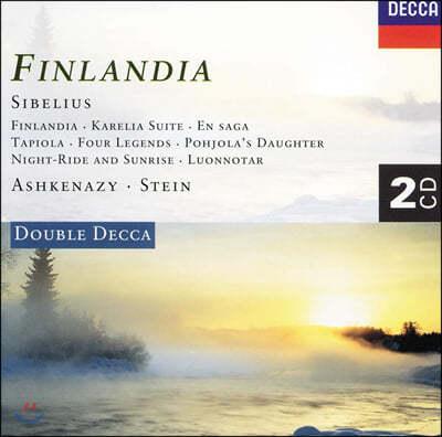 Vladimir Ashkenazy 시벨리우스: 핀란디아 등 교향시 모음집 (Sibelius: Finlandia etc.)