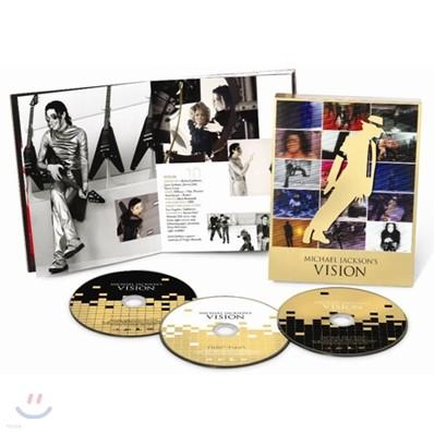 Michael Jackson - Michael Jackson's Vision (마이클 잭슨 비젼)