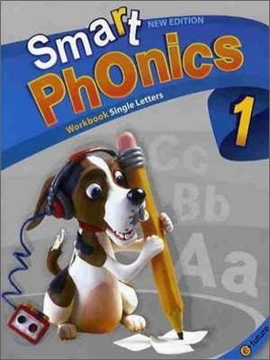 Smart Phonics 1 : Workbook (New Edition)