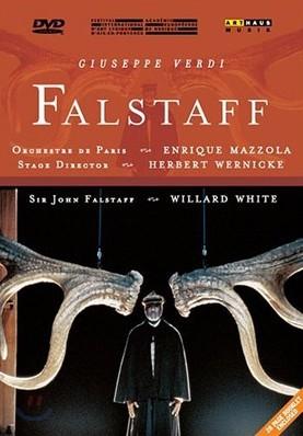 Willard White / Enrique Mazzola 베르디: 팔스타프 (Verdi: Falstaff)