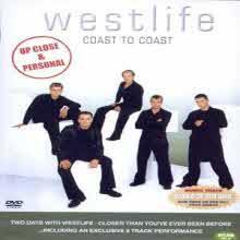 [DVD] Westlife - Coast To Coast (미개봉)